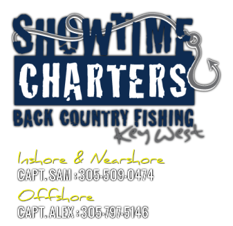 Showtime Fishing Charters Key West with Capt. Sam Shaw